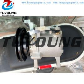 Auto AC Compressor SV07E Daihatsu charade hijet move kubota 447220-6771 447220-6750 447260-5540 4472206771 3C581-97590 3C581-50060
