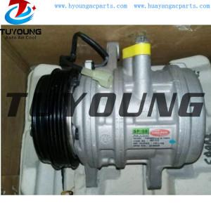 SP08 auto air conditioning compressor 720087 Daewoo matiz car year 2002