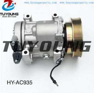 Nissan Almera G15 SD7V16 auto ac compressor 2763000Q3G 6967899 8200866441 2763000Q3G