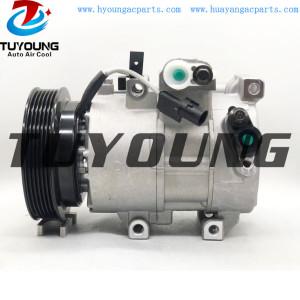 PN# 977012F800 6SBU16 auto ac compressor for Kia Cerato , car air pump for Kia Spectra 97701-2F800 97701 2F800