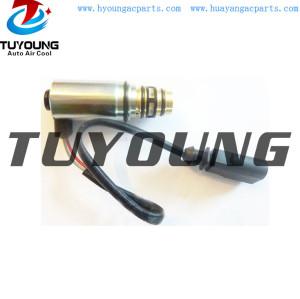 Sanden PEX16 Auto AC Compressor Control Valve, car ac compressor control valve with connector 72MM