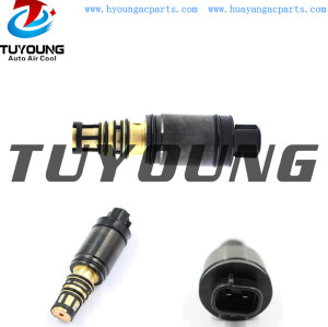 TSE14C car A/C Compressor Electronic Control Valve fit Toyota Corolla 1.8L 2011-2013 2 Pin Connector
