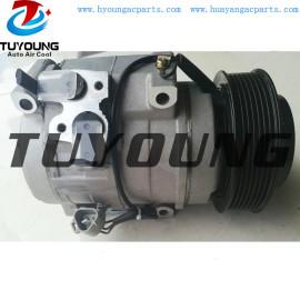 PN#447280-0750 auto ac compressor Toyota Hilux Vigo Hiace Land Cruiser 10s15c DCP50095 8832026600 4472204472