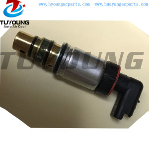 car ac electronic control valve Peugeot Citroen vehicle air conditioning compressor control valve