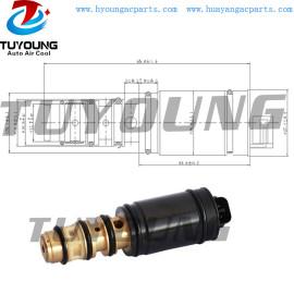 Toyota Yaris ac electronic control valve 5SE09C 5SE12C 6SEU16C auto ac control valve 883100D141 40460715