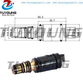 Mercedes Benz C240 E500 E240 S350 Vito ac electronic control valve 5SE09C 5SE12C 6SEU16 0022305211 A0012307311