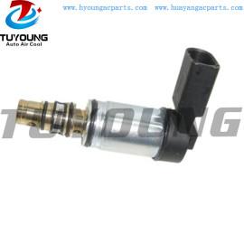 car ac electronic control valve Sanden PXE14 auto ac control valve
