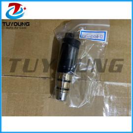 old BMW car ac manual control valve new electric control valve auto ac compressor