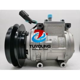 10P15C John Deere 24v 1pk auto ac compressor