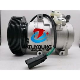 Caterpillar 320 auto ac compressor 10s17c 24v vehicle air conditioning compressor