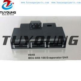 848 BEU-848-100 Evaporator Unit,  single cool, auto ac Evaporator Unit, size 442 * 330 * 165 mm BEU 848 100
