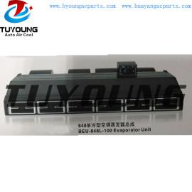 848L BEU-848L-100 Evaporator Unit,  single cool, auto ac Evaporator Unit, size 805 * 344 * 142 mm  BEU 848L 100