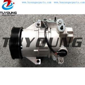 5SER09C car air conditioning compressor Toyota Yaris 1.0 1.3 8832052010 447220-9610 88310-52551 4472602333  8831002390