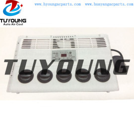 Hanging Machine Electric air conditioning Evaporator ( automatic ), auto ac Evaporator Unit, dimension: 515*320*150 mm