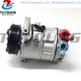 SD PXV16 1750P 1754 1752P auto ac compressor Volvo S60 V40 Ford Focus Mondeo BEV361450 7AM5N19D629AB P36001128 1901474