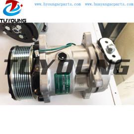 Ford Cargo Sanden 5H14 auto ac compressor 8PK 24V 2268909780