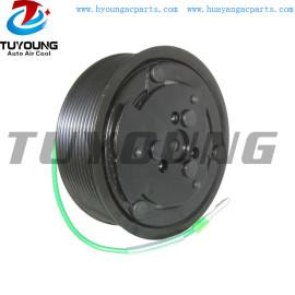 SD7H15-8275 Auto ac compressor clutch 10PK 124/120 mm 24V Bearing size 35x55x20mm 1531196 1888032