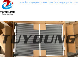 PN# 2358880 auto ac condenser Caterpillar size 575*371*38 mm