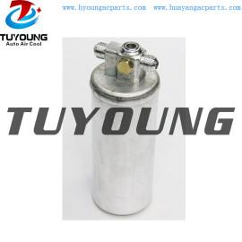 Auto a/c receive drier fit BUS , car ac dryer filter fit bus aluminium