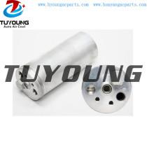 Auto a/c receive drier fit Honda New civic , car ac dryer filter fit bus aluminium