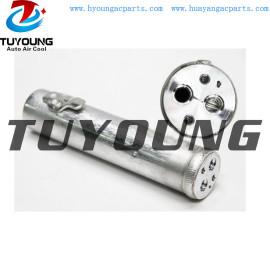 Auto a/c receive drier fit Kia Sportage II , car ac dryer filter fit bus aluminium