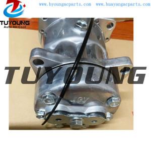 HY-AC4409 Sanden u4435 FIX R134A SD7H15 132mm 2PK 24V vehicle air conditioning compressor