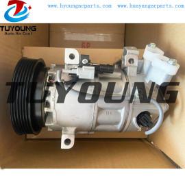 auto air conditioner compressor Renault VCS-14EC Z0012439A 926009582R
