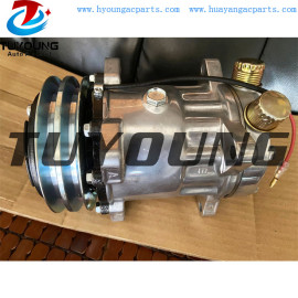 PN# 60540609 Sanden 7H15 SD 709 auto air compressor Alfa Romeo 164 Q.V 3000 1991