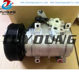 Caterpillar auto air conditioning compressor 24v 8pk