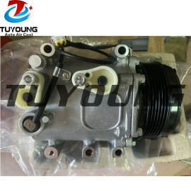 MSC90TA auto air compressor Mitsubishi Fuso Canter MK512828 AKC200A277B car ac compressor