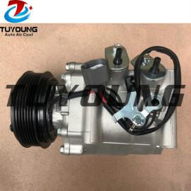 Honda Civic auto air conditioning compressor Acura 1.7L Sanden 4914 4973 38810PLMA11RM 38810PLMA12