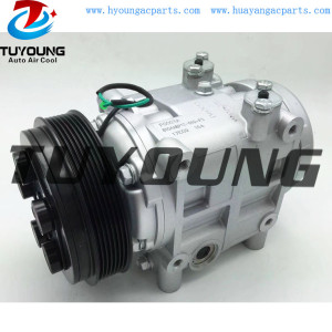 TM31 dks bus vehicle air conditioning compressor 8pk 24v fuel hole position on the top