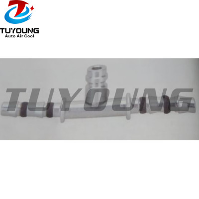 auto air conditioning fitting Aluminium #6 #8 #10 #12