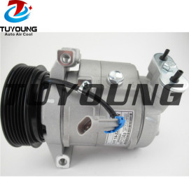 CSP15 auto a/c compressor for Chevrolet Camaro 3.6L 6.2L 68683 1422219 6pk 110mm 12v
