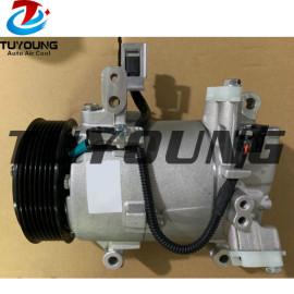 CVC auto a/c compressor for Honda Civic 2.0L L4 2016-2020 198276 7pk 12v