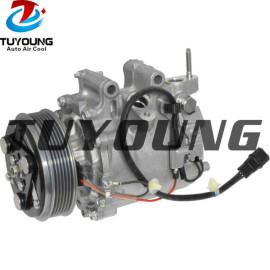 TRSE09 auto a/c compressor for Honda Civic Acura ILX Base 98584 Sanden 3770 97584 6pk 12v