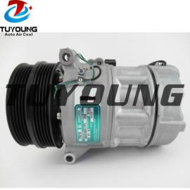 PXC16 auto ac compressor VOLVO V40 2012- P31292175 36011357 36001670 31292175 PXC161687P POLY CLUTCH