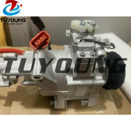 HBC175 auto ac compressor Honda Civic Hybrid 1.3L 06- 11 38810RMXA02 5512436 6512436 7512436 140610C