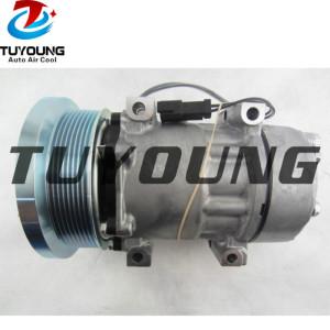 SD7H15 auto ac compressor AGCO CATERPILLAR CLAAS MASZYNY ROLNICZE 1780782 1789570 2953367 7963460