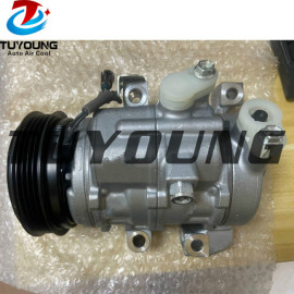 10SRE13C Auto a/c compressor for SUZUKI 447280-5040 4472805040