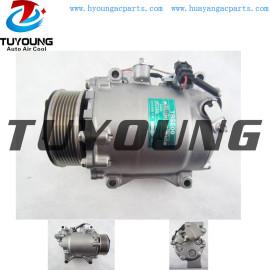 Sanden TRSE09 auto air conditioning compressor Honda CR-V Acura 2.4L 388105LAA01