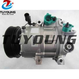 VS18M Auto a/c compressor for Hyundai Santa Fe Kia Sorento 2.4L L4 97701-1U100 977011U100