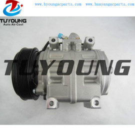Auto air conditioner compressor Toyota Coaster Bus 10P30C 4472200394 4472201030 4472200390