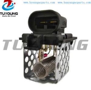 auto ac blower resistors Renault Sandero Logan 8200612908 8200765566 3134503089 6001549117