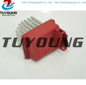 Auto ac Heater Blower Fan Motor Resistor Audi A3 A4 TT VW Golf Jetta 1J0907521 357907521 5DS00646701