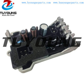 Auto a/c Heater Blower Fan Motor Resistor fit for Men TGA TGL TGM 81256010026 81256010027