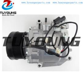 Honda Civic VIII FR-V car ac compressors TRSE07 38800RNCZ01M2 38800RNCZ02 Sanden 3408 3410 3430 4903