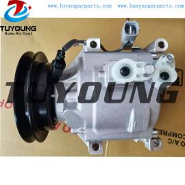 Kubota Tractor Auto a/c compressors Denso SCSA06C 6A671-97110 4472206254 T1065-72213