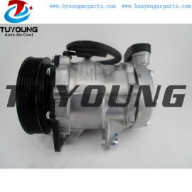 Sanden 7H15 4825 Auto ac compressor for Dodge Durango Dakota Sport / Ram 1500 4.7L 55055517AB
