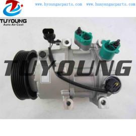 VS16 auto ac compressor fit Hyundai Sonata Kia Optima 977013R000 977013R000RU 2021813 TEM276080